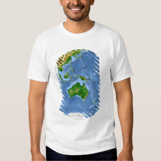 Vegetation Map 2 T-Shirt