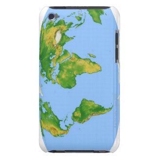Vegetation Map 4 Barely There iPod Case