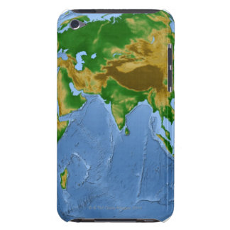Vegetation Map Case-Mate iPod Touch Case