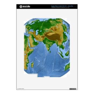 Vegetation Map iPad 3 Skin