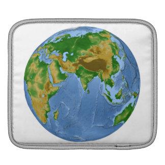 Vegetation Map Sleeve For iPads