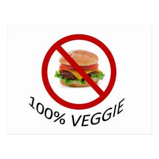 """Veggie 100% "" Postal"
