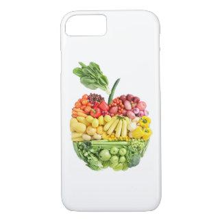 Veggie Apple iPhone 8/7 Case