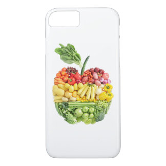 Veggie Apple iPhone 8/7 Case