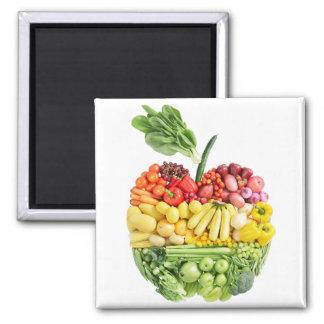 Veggie Apple Magnet