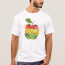 Veggie Apple T-Shirt