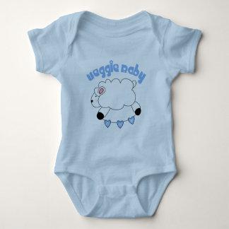 Veggie Baby Boy Baby Tshirt