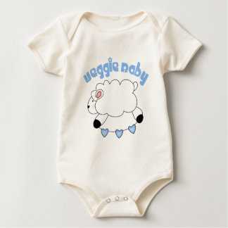 Veggie Baby Boy Organic Baby Baby Bodysuit