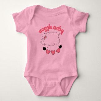 Veggie Baby Girl Baby Baby Bodysuit