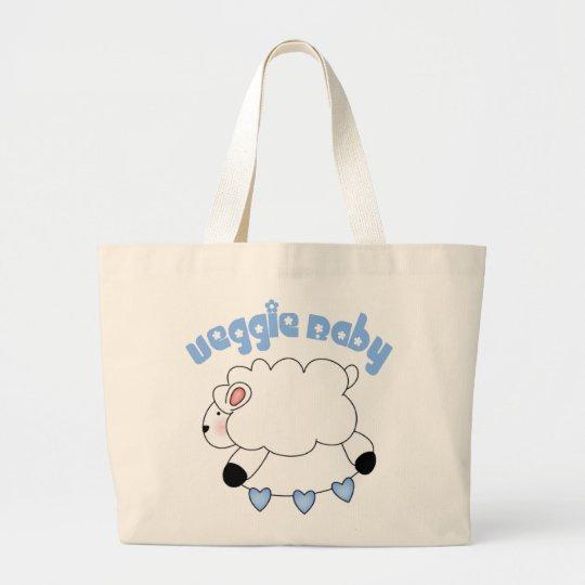 Veggie Baby Lamb Tote Bag For Boy