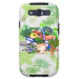 Veggie Basket Samsung Galaxy S3 Covers