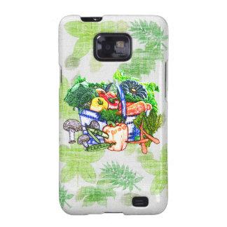 Veggie Basket Samsung Galaxy S2 Cases