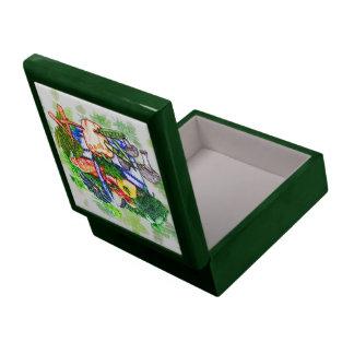 Veggie Basket Jewelry Boxes