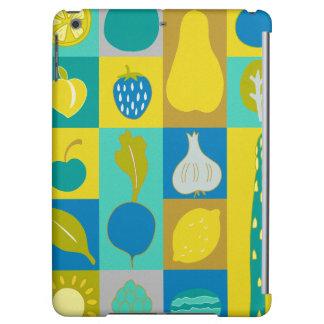 Veggie Blocks I iPad Air Cover