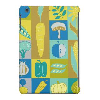Veggie Blocks II iPad Mini Retina Case