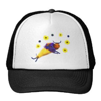 Veggie Buffalo Trucker Hat