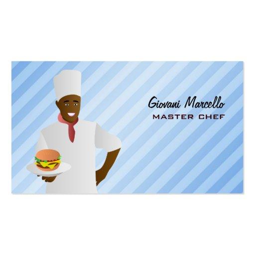 Veggie Burger Business Cards