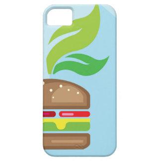 Veggie Burger Vector Art iPhone SE/5/5s Case