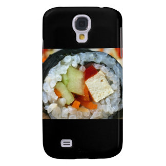 Veggie California Roll Gifts Tee Cards & More Galaxy S4 Case