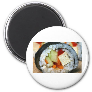 Veggie California Roll Gifts Tee Cards More Fridge Magnets