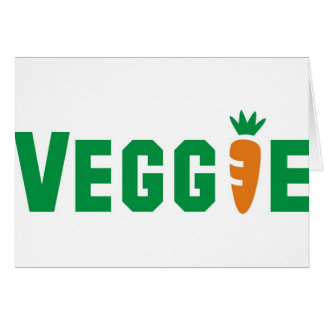 Veggie Card