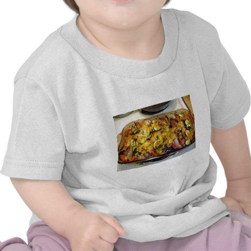 Veggie Casserole Shirts