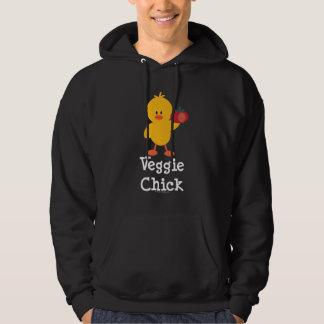 Veggie Chick Sweatshirt