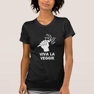 Veggie del La de Viva T-shirts