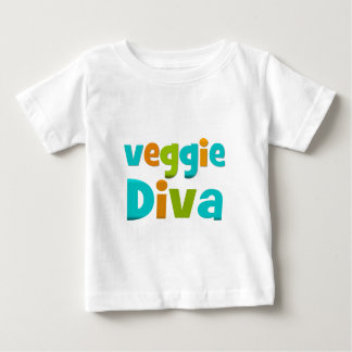 Veggie Diva T-shirt