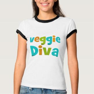 Veggie Diva T-shirts