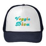 Veggie Diva Trucker Hat