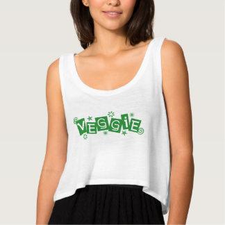Veggie, For Vegetarians and Vegans T-Shirt