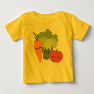 Veggie Friends Baby T-Shirt