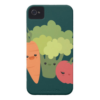Veggie Friends iPhone 4 Case-Mate Case