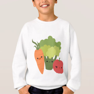 Veggie Friends Sweatshirt