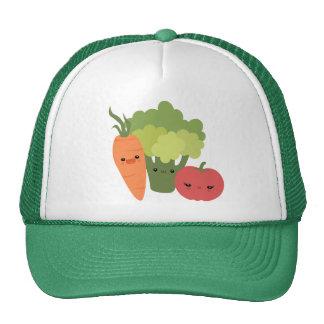 Veggie Friends Trucker Hat