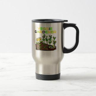 Veggie Gardener Tshirts and Gifts Mugs
