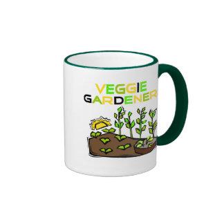 Veggie Gardener Tshirts and Gifts Mug