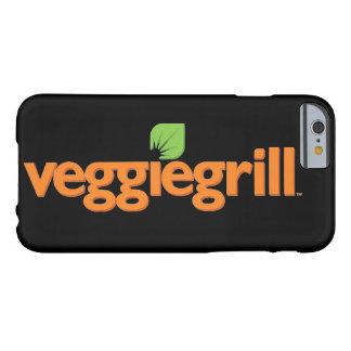 Veggie Grill iPhone 6 Case (Black)