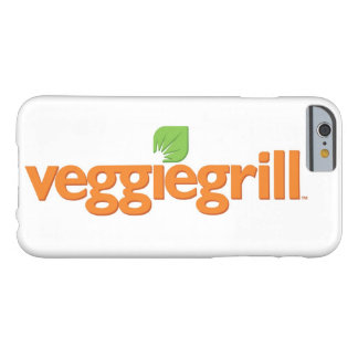 Veggie Grill iPhone 6 Case (White)