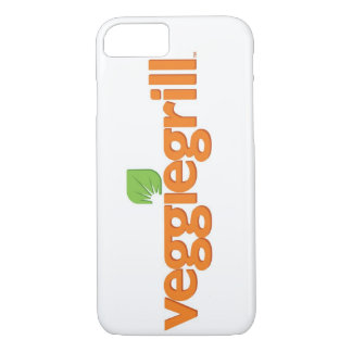 Veggie Grill iPhone 7 Case (White)