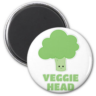 Veggie Head Magnet