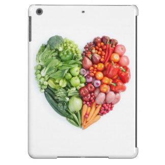 Veggie Heart iPad Air Cover
