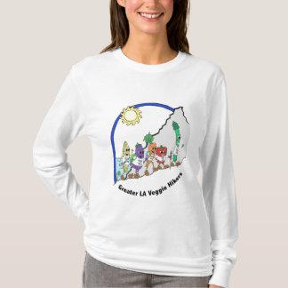 Veggie Hiker Long Sleeve T-Shirt