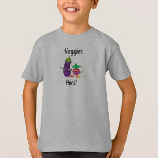 Veggie Kid Comfort Soft T-Shirt