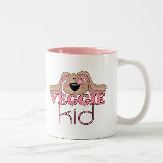 Veggie Kid Dog Mug