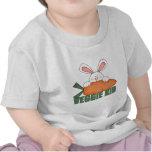 Veggie Kid Rabbit Baby Shirt