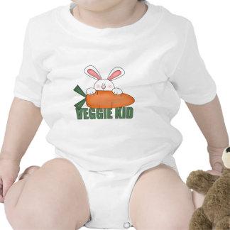 Veggie Kid Rabbit Baby Baby Creeper