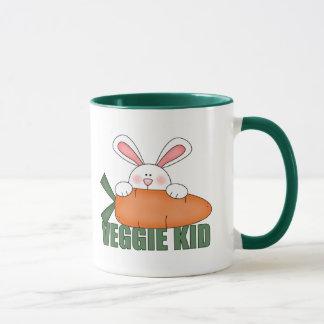 Veggie Kid Rabbit Mug