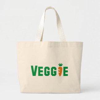 Veggie Large Tote Bag